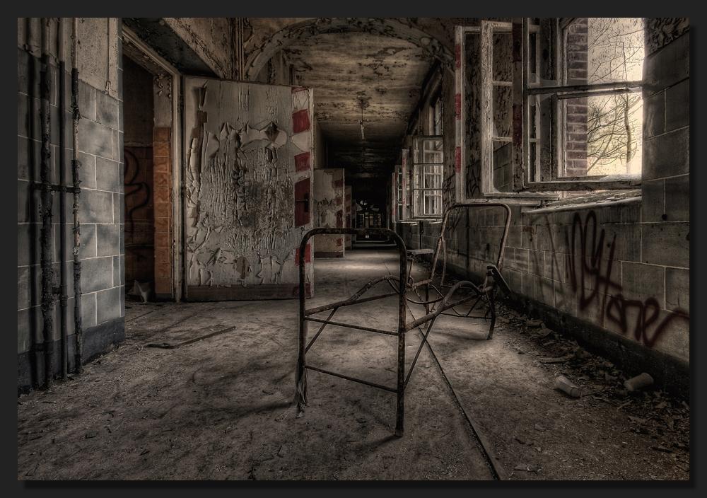the rotten hospital