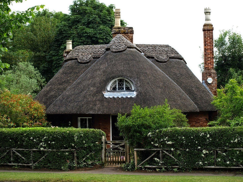 The Round Cottage
