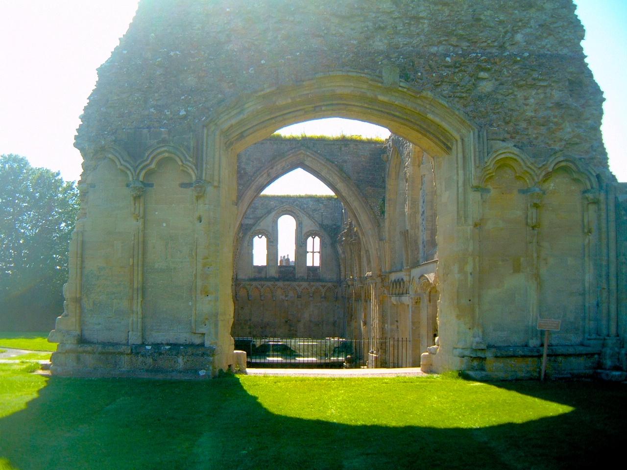 The Ruins of Glastonbury Abbey (2)