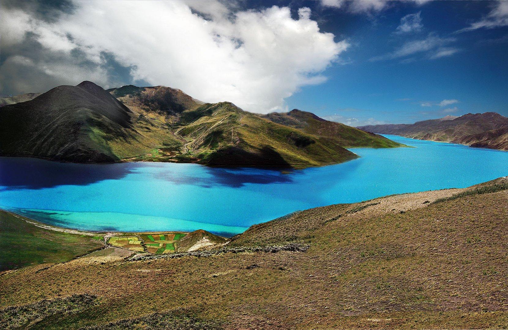 The Sacred Lake 2