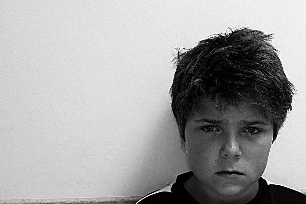 the sad kid II
