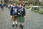 The scots on tour