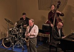 The Scott Hamilton Quartet