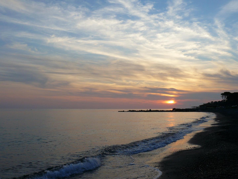 The Sea, the Sun and the Peace...