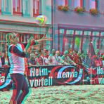 The Serve - Anaglyph 3D