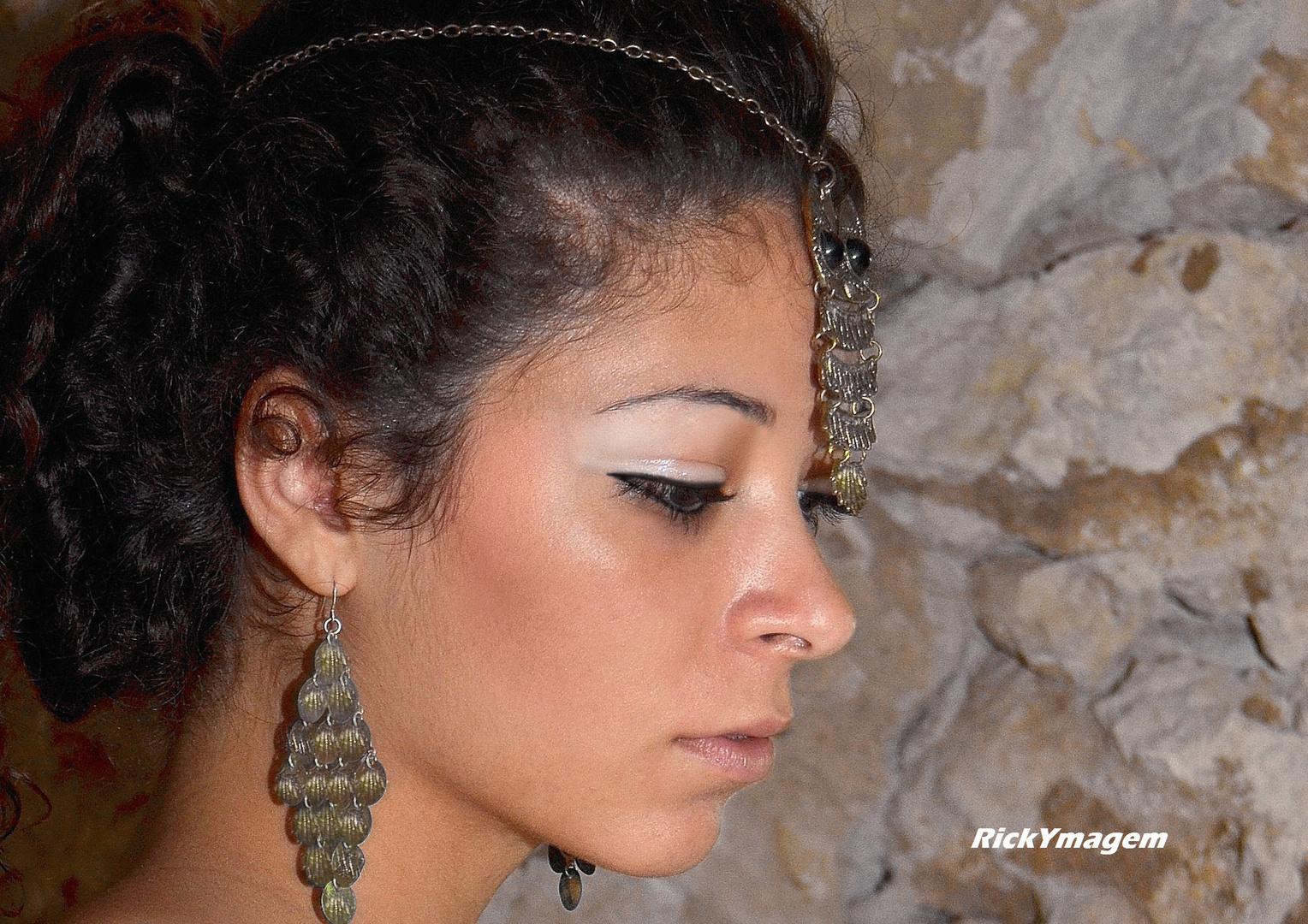 The Seven Shakras Bride