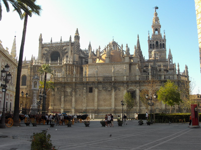 The Seville Cathedral - La Catedral de Sevilla