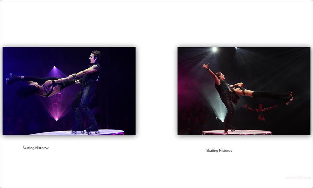 The Skating Nistorov – Festival der Artisten (FlicFlac) 2013