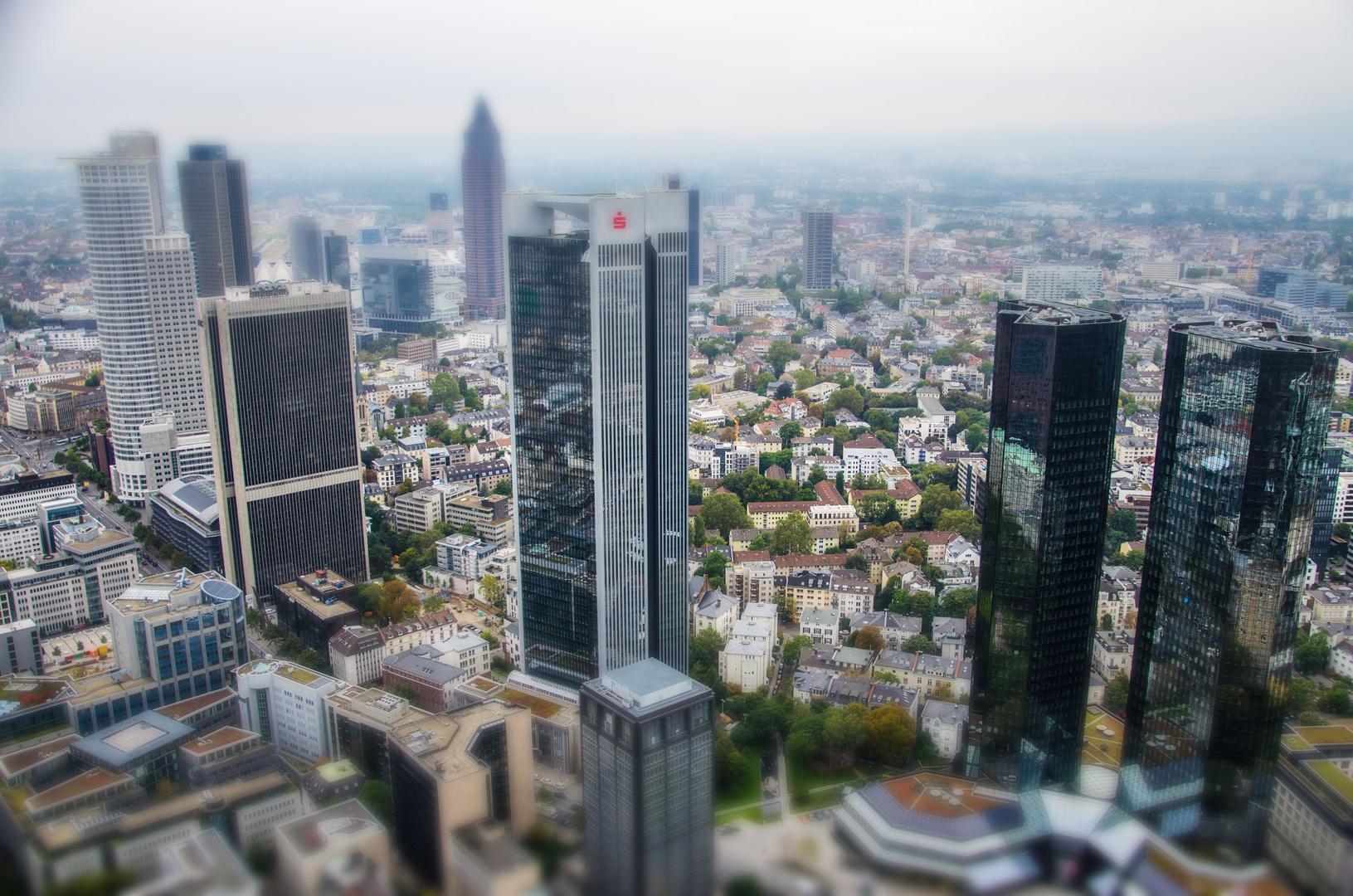 the small Frankfurt 1