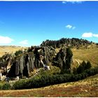 The Stone Forest - Cumbemayo - Cajamarca _ Perú (Los Frailones, or the Stone Monks)