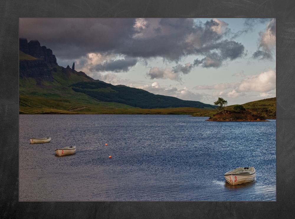 The Storr u. Loch Fada
