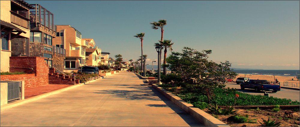 The Strand in Manhattan Beach