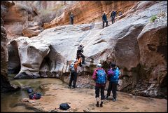 The Subway - Zion NP 2