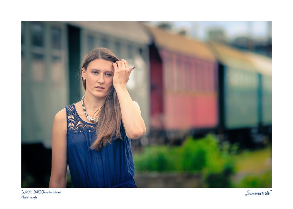 [ The Summer Train ]