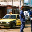 The taxidriver and the fine - Dakar