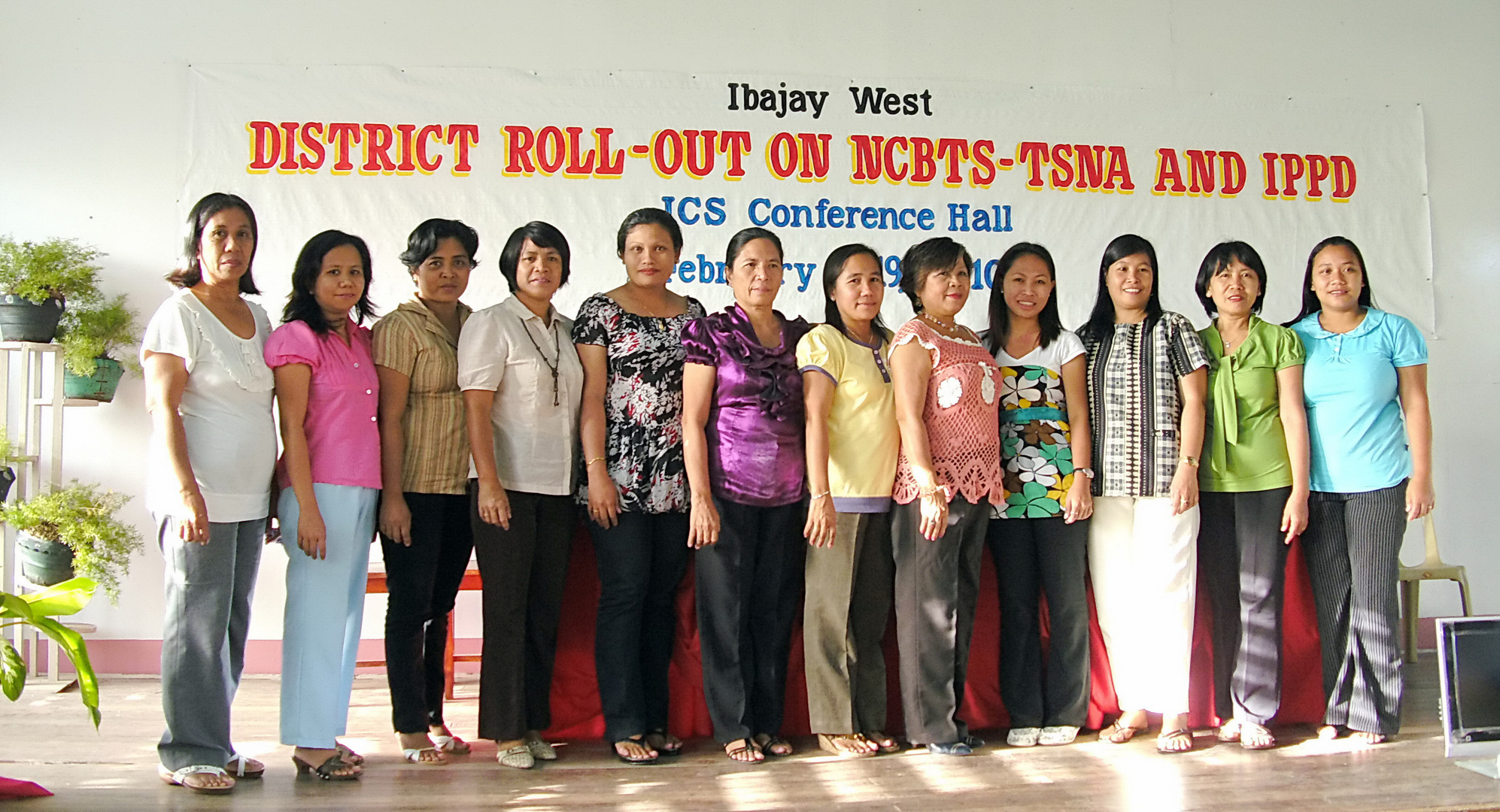 """ The Teachers "" , Ibajay - West - Aklan - Panay"