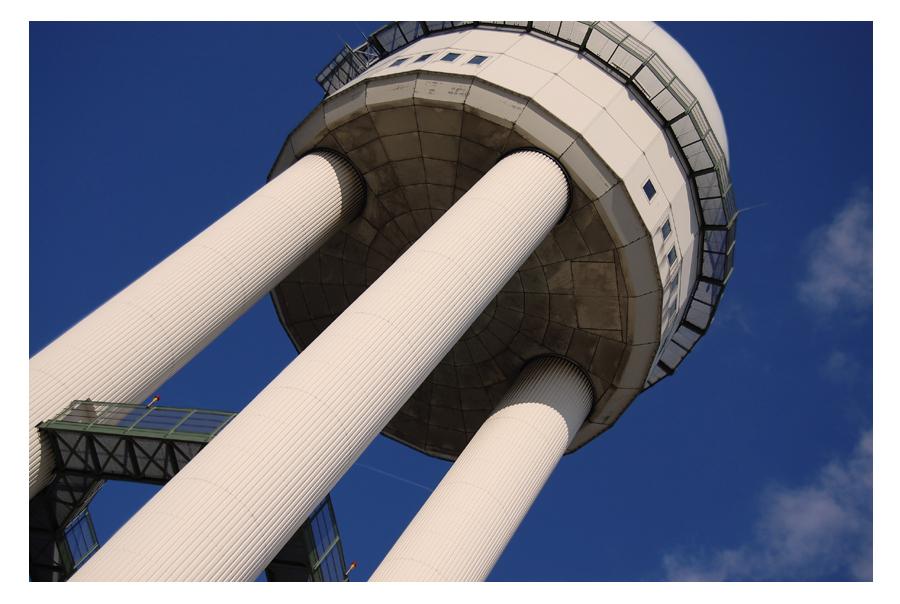 The Tempelhof Airport Tower