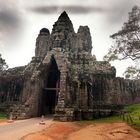 The temple of Angkor Wat