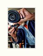 - the third eye of an artist -