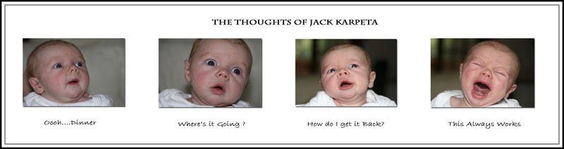 The Thoughts of Jack Karpeta