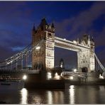 The Tower Bridge - Classicview