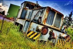 THE TRAIN OUT OF TIME (( HDRI ))