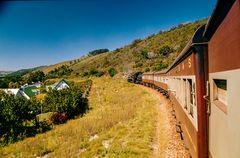 The Train to Knysna