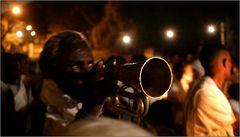 ...the trumpet