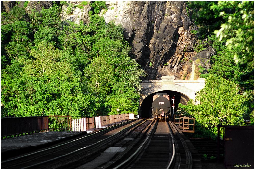The Tunnel at Harpers Ferry
