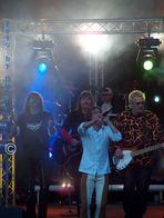 The Tweens und Michael Wurst auf der Freilichtbühne...