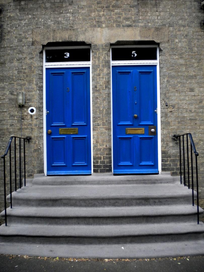 The Twin Doors
