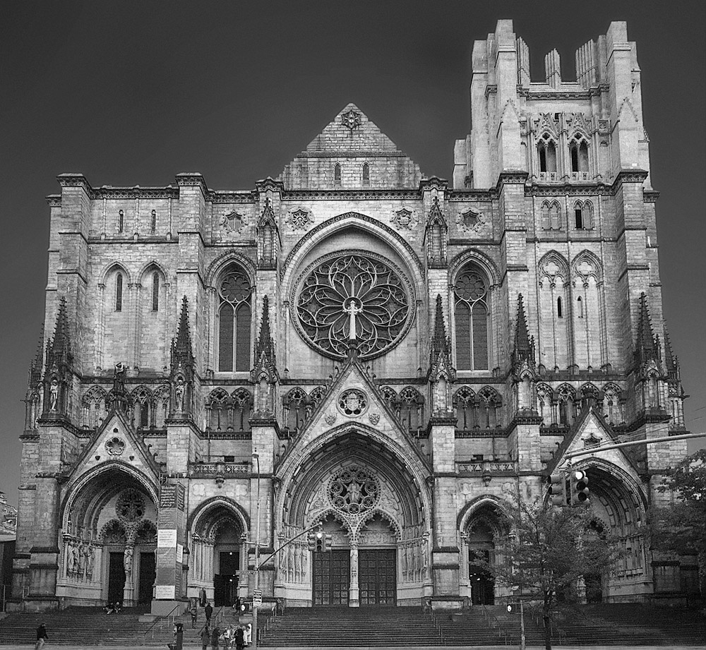 The Unfinished Cathedral
