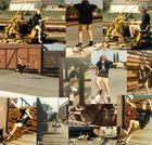 the united shoebrothers - bei der arbeit, in der mittagspause und after work