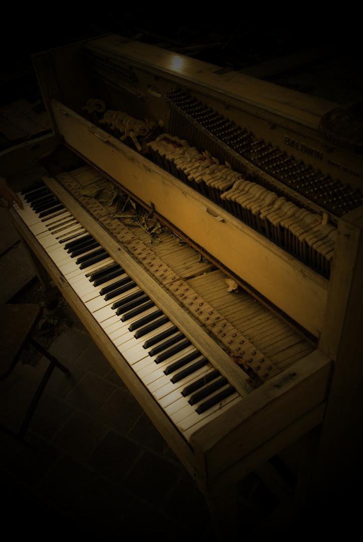 The Unplayable Piano