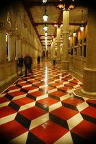 The Venetian Hotel- Optische Täuschung