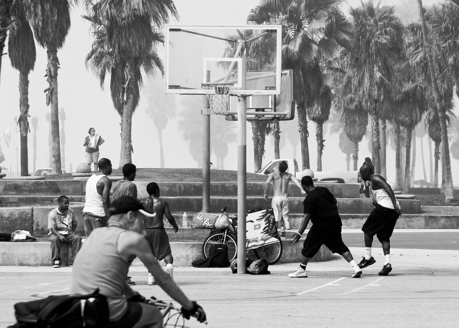 The Venice Beach Basketball Club