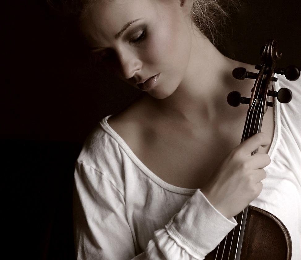 The Violin..........