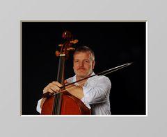 The violoncellist Werner Matzke #2
