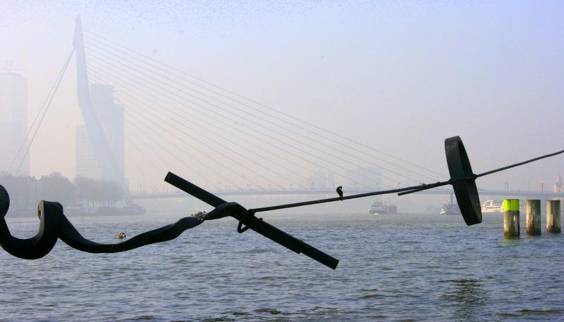 the 'washing line' and 'swan' bridge