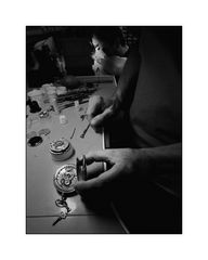 The Watchmaker #1