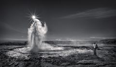The Waterghost - Strokkur