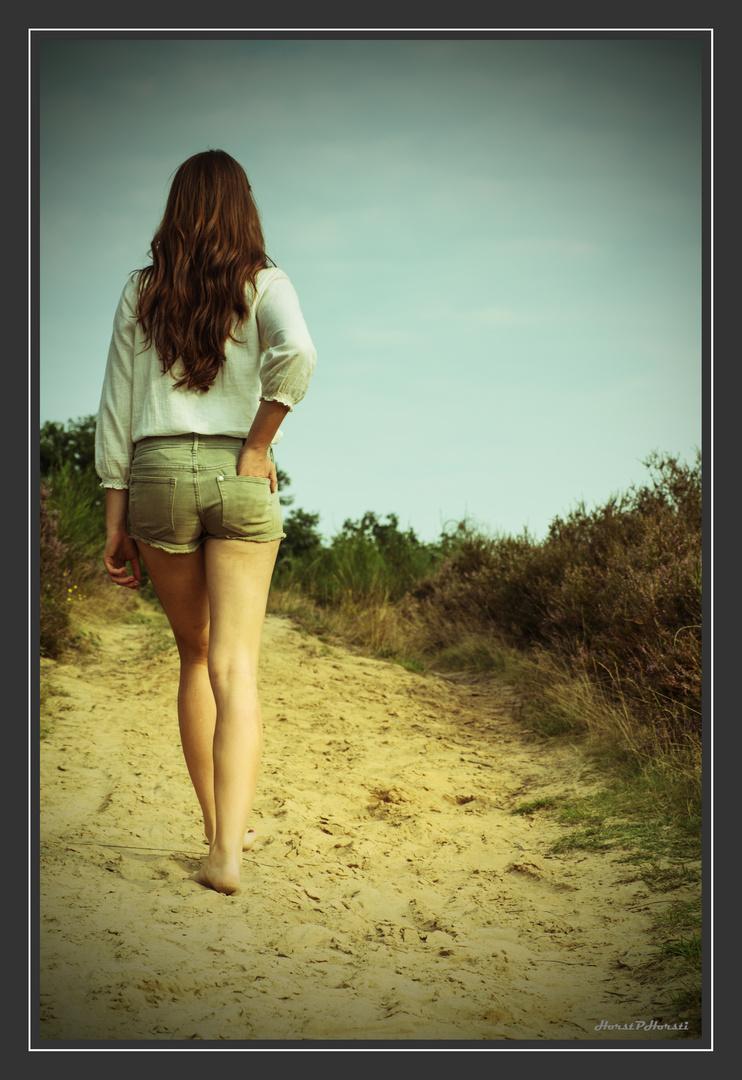 >The Way I Walk