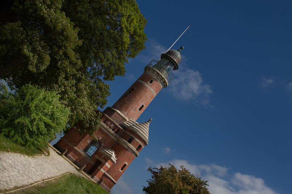 The wedding lighthouse