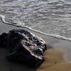 The wet stone