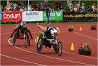 {The Wheelchair Race}