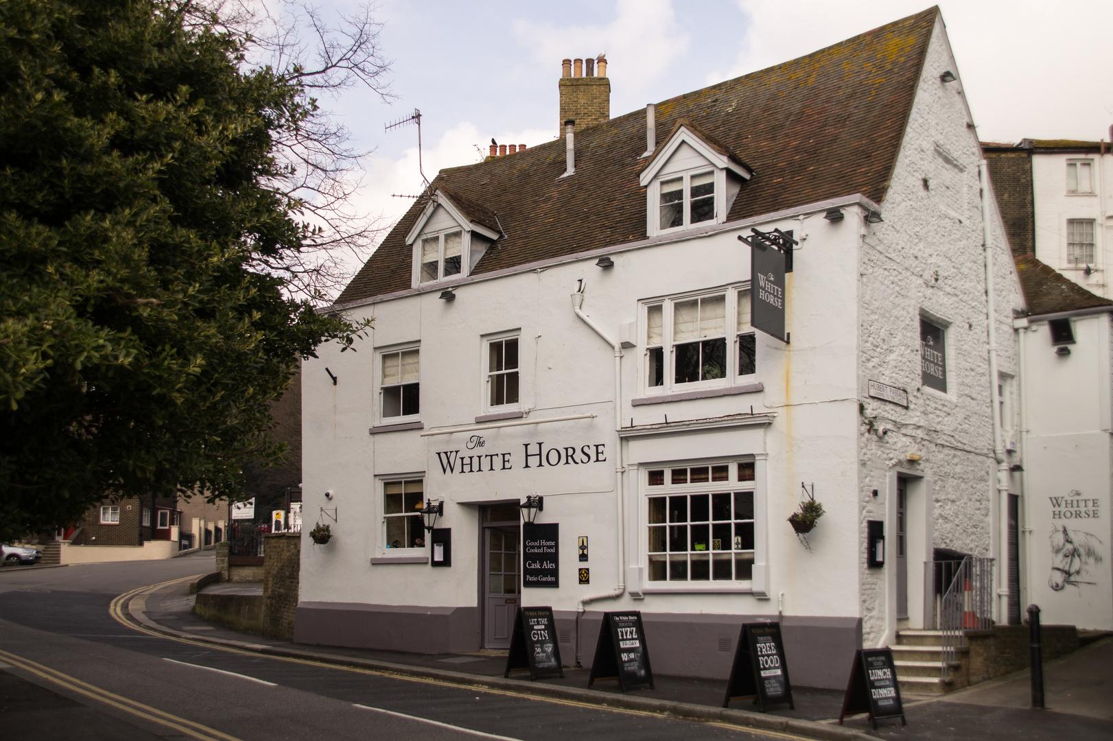 The White Horse Pub Dover