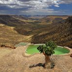 The wide open spaces of Africa