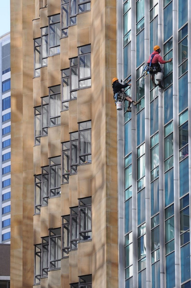 The windows of Sydney