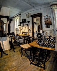 The Workshop of the tailor