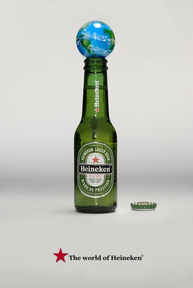 The world of Heineken ©